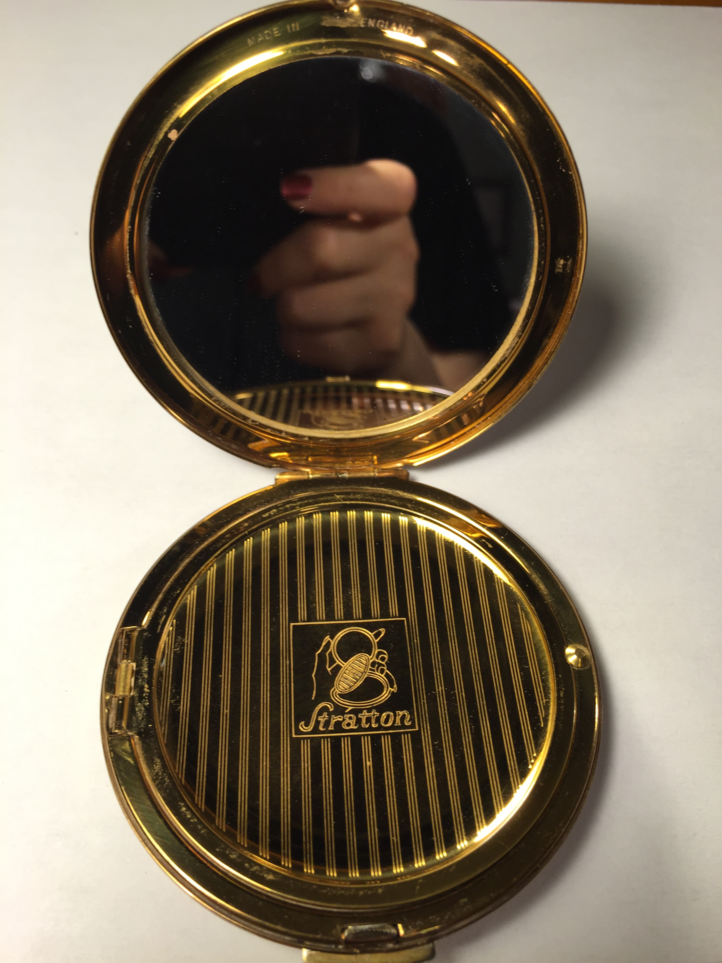 Was Vintage compacts for really. was