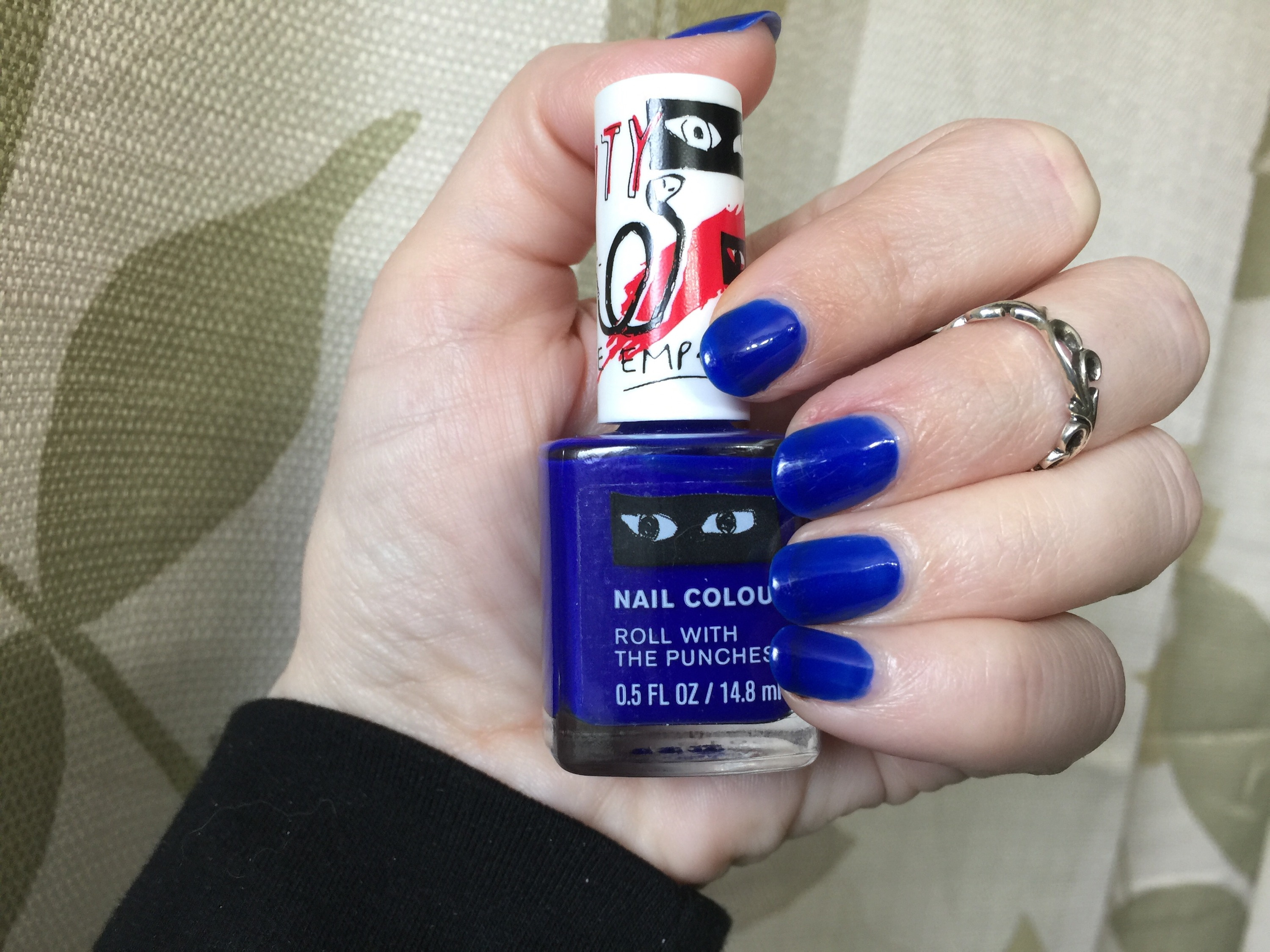 Sonia Kashuk Knockout Beauty Collection nail polish – Roll With The ...